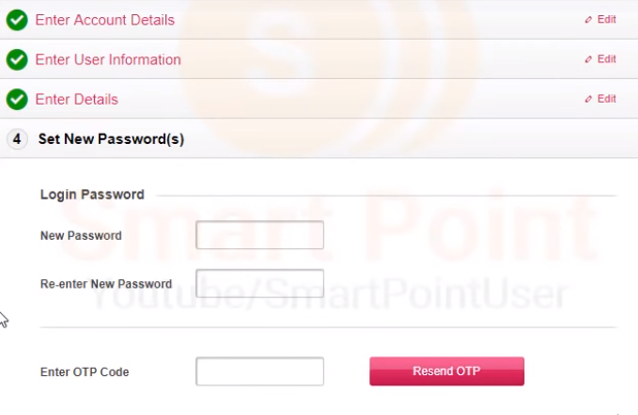 AXIS-Bank-Set-Password