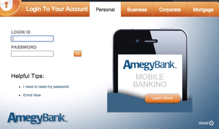 Amegy-Bank-Login-Credentials