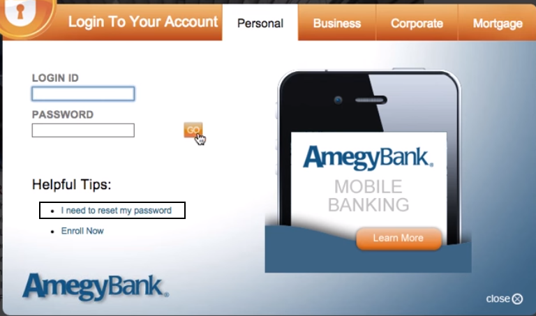 Amegy-Bank-Reser-Password