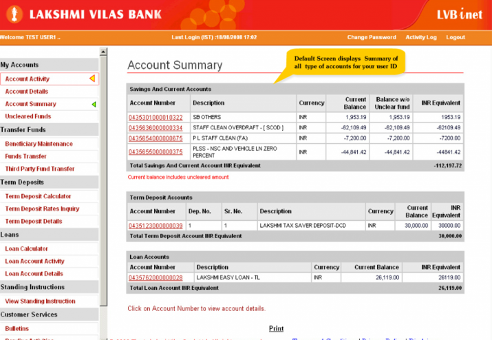 Lakshmi-Vilas-Bank-Account-Summary
