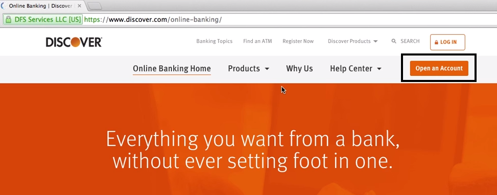 Discover-Bank-Account-Open