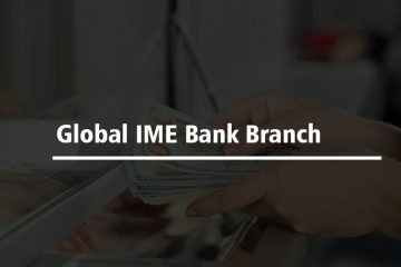 Global IME Bank Branch