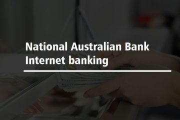 National Australian Bank Internet banking