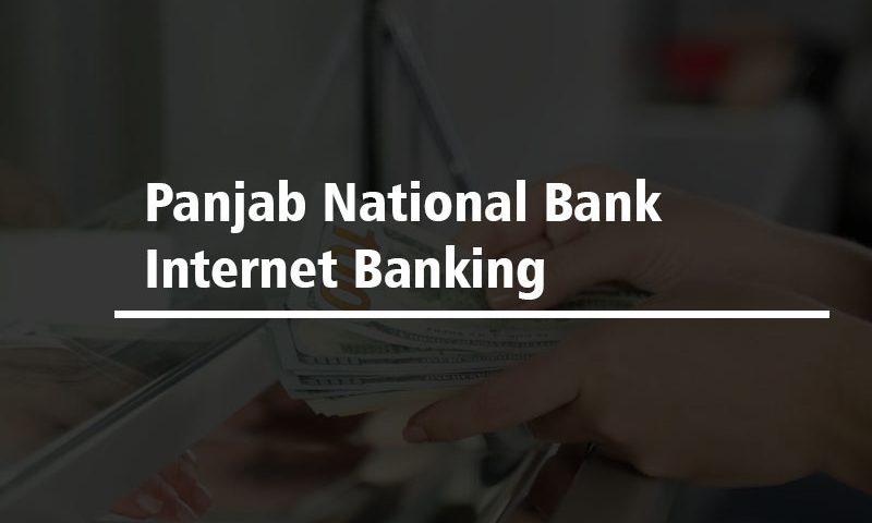 Panjab National Bank Internet Banking