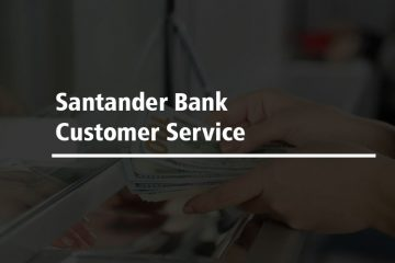 Santander Bank Customer Service