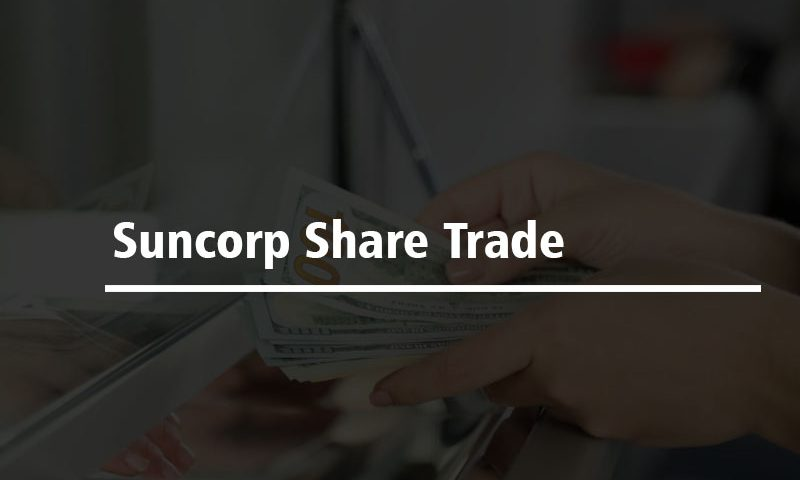 Suncorp Share Trade