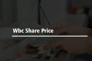 Wbc Share Price