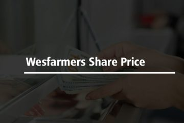 Wesfarmers Share Price