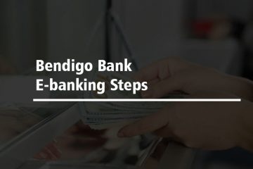 Bendigo Bank E-banking Steps