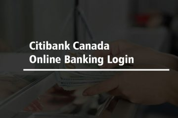 Citibank Canada Online Banking Login