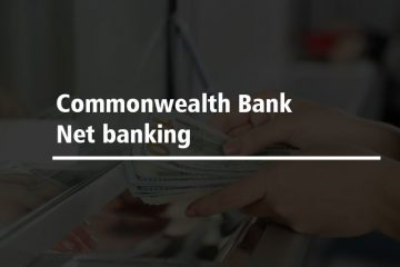 Commonwealth Bank Net banking
